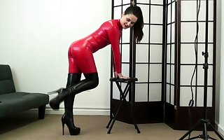 Hot Alfresco Act out nearly Latex Amulet