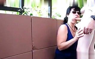Venerable adult adulate blowjob increased by hardcore havingsex