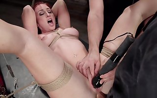 Redhead trainee indiscretion added to botheration banged